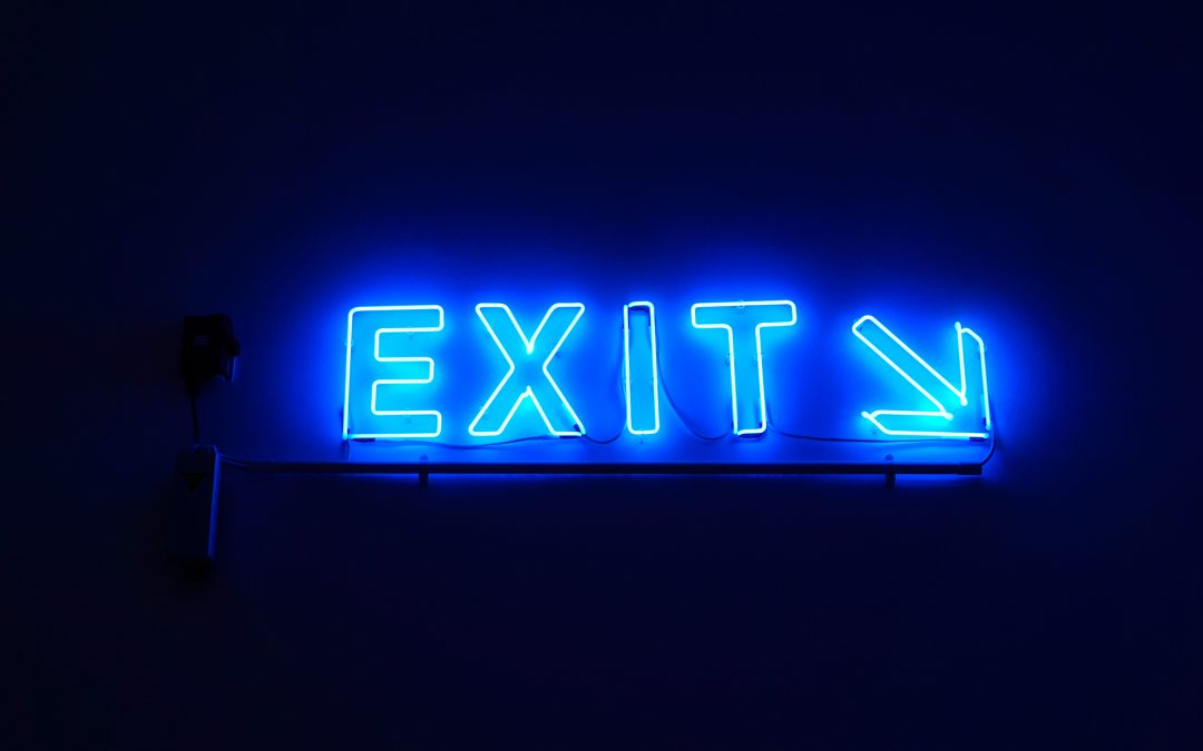Exit Planning: Following a Process