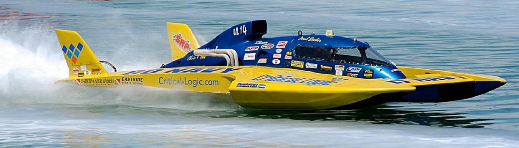 The Fastest Most Unique Racing Boat In The World