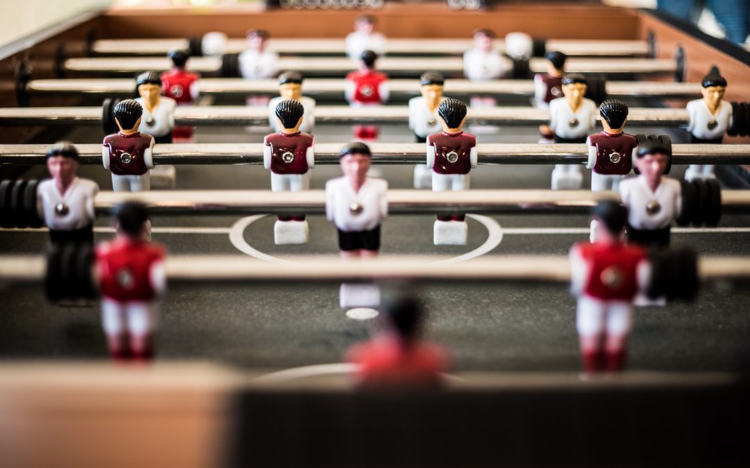 Fashioning a Team Environment
