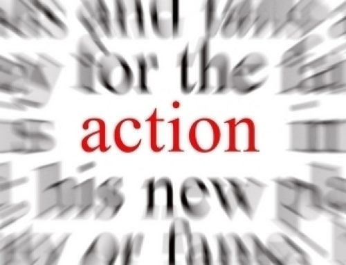 Action IS the Strategy